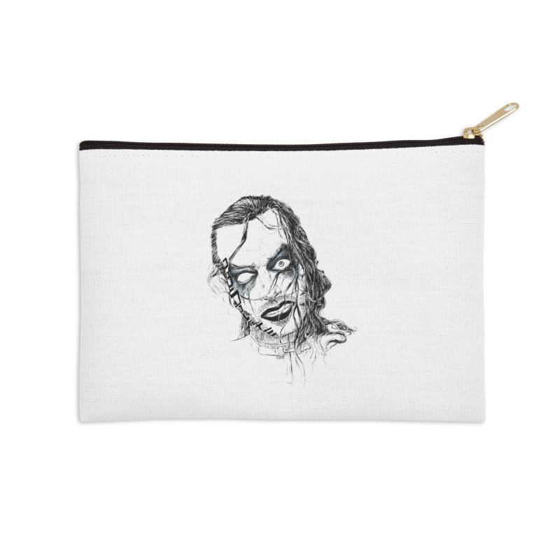 obsolete Brother Nero Accessories Zip Pouch by Hasan's Crib