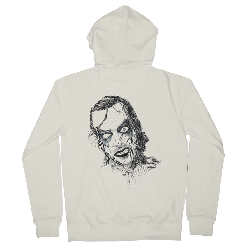 obsolete Brother Nero Men's Zip-Up Hoody by Hasan's Crib