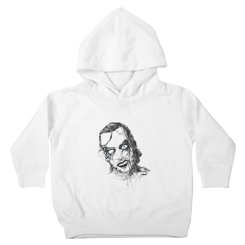 obsolete Brother Nero Kids Toddler Pullover Hoody by Hasan's Crib