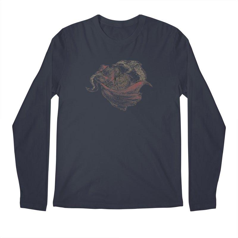 slay Thy Demons Men's Longsleeve T-Shirt by Hasan's Crib