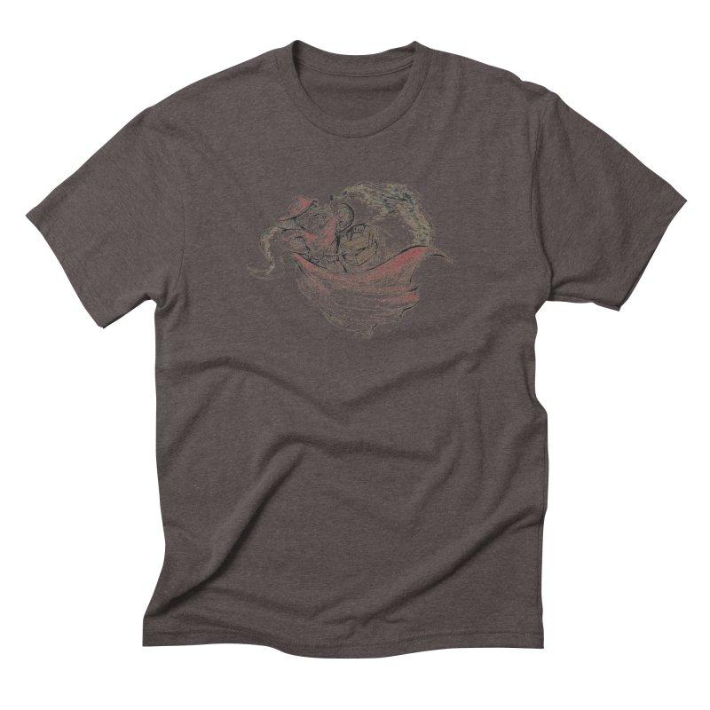 slay Thy Demons Men's Triblend T-Shirt by Hasan's Crib