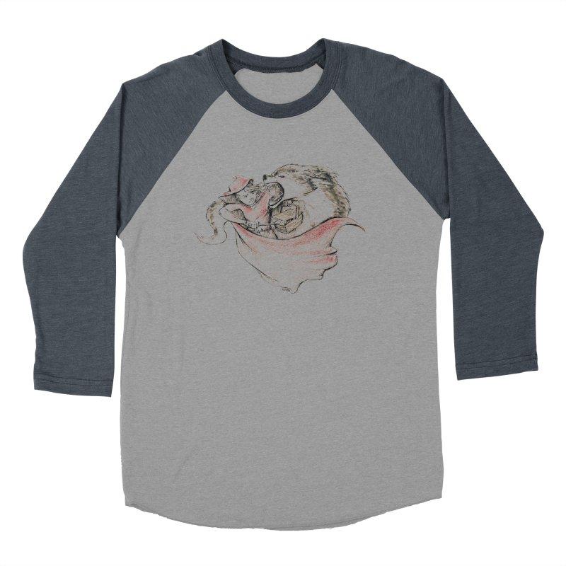 slay Thy Demons Women's Baseball Triblend T-Shirt by Hasan's Crib