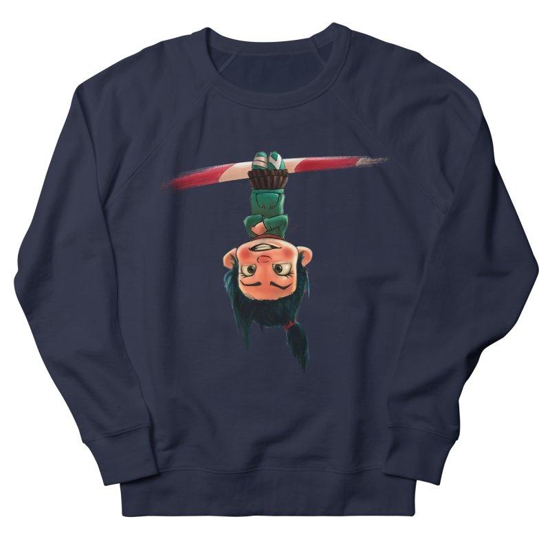 venelope Men's Sweatshirt by Hasan's Crib