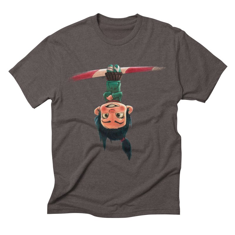 venelope Men's Triblend T-Shirt by Hasan's Crib