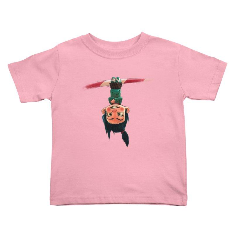 venelope Kids Toddler T-Shirt by Hasan's Crib
