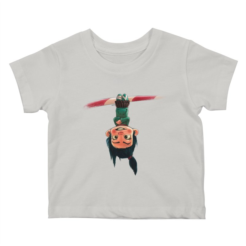 venelope Kids Baby T-Shirt by Hasan's Crib
