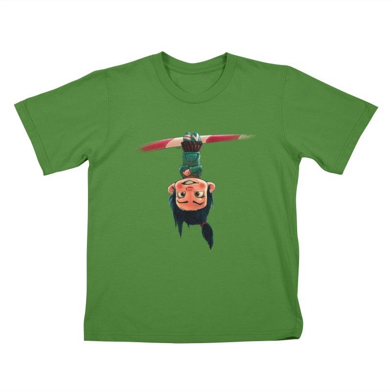 venelope Kids T-shirt by Hasan's Crib