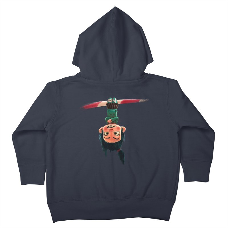 venelope Kids Toddler Zip-Up Hoody by Hasan's Crib