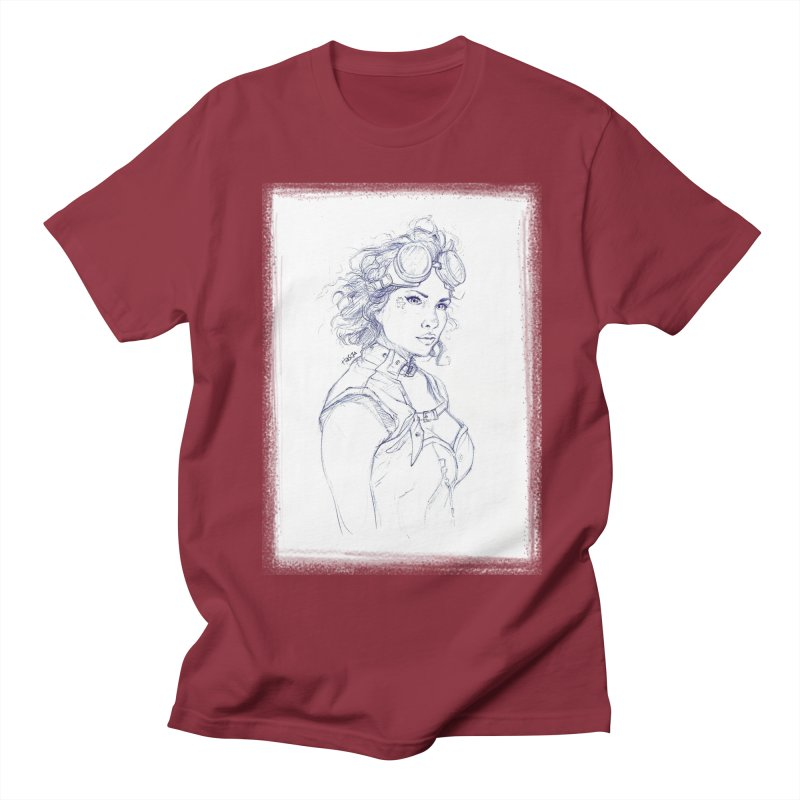 jessie Punk Men's T-Shirt by Hasan's Crib