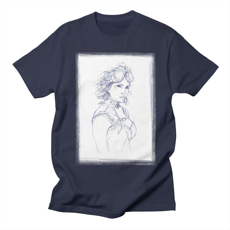 jessie Punk Women's Unisex T-Shirt by Hasan's Crib