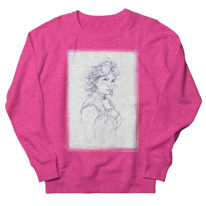 jessie Punk Women's Sweatshirt by Hasan's Crib