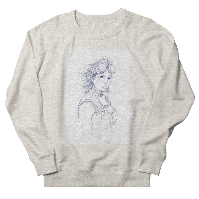 jessie Punk Women's Sweatshirt by Hasan's Crib
