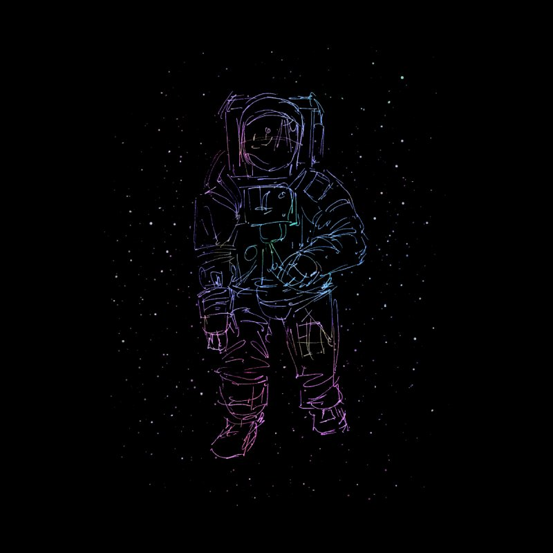 Spaceman None  by Hasan's Crib
