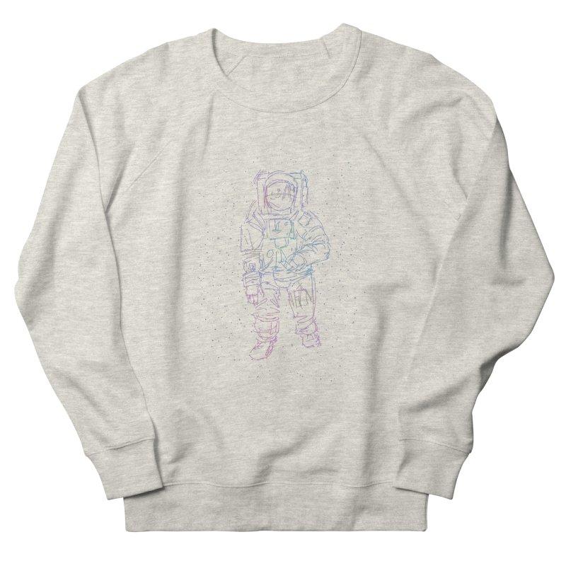 Spaceman Women's Sweatshirt by Hasan's Crib