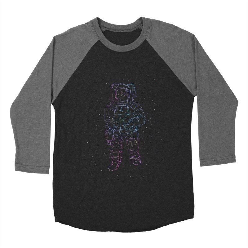 Spaceman Women's Baseball Triblend T-Shirt by Hasan's Crib