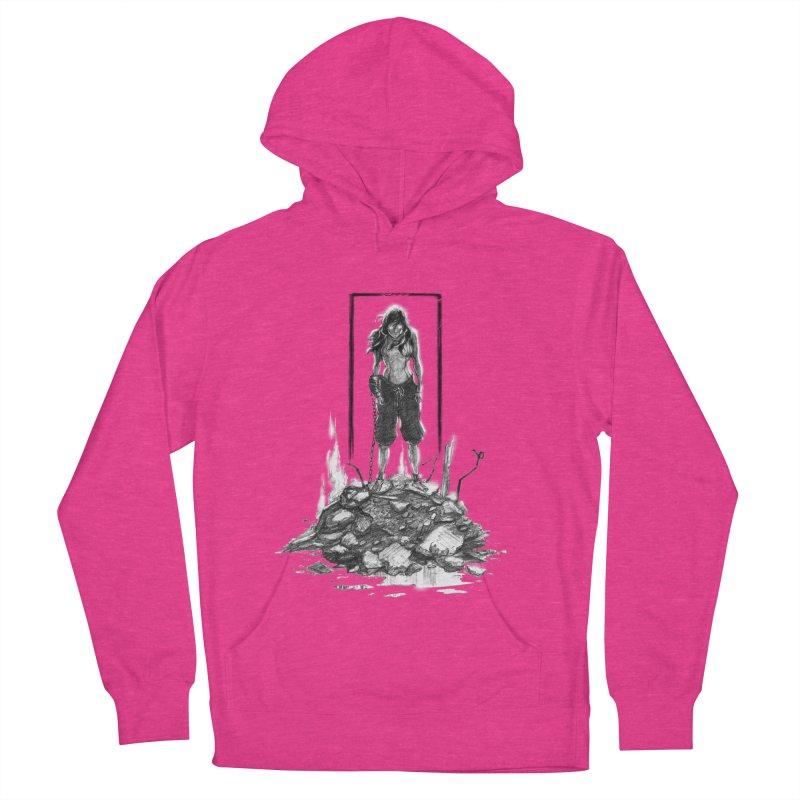 evil Korra Women's Pullover Hoody by Hasan's Crib