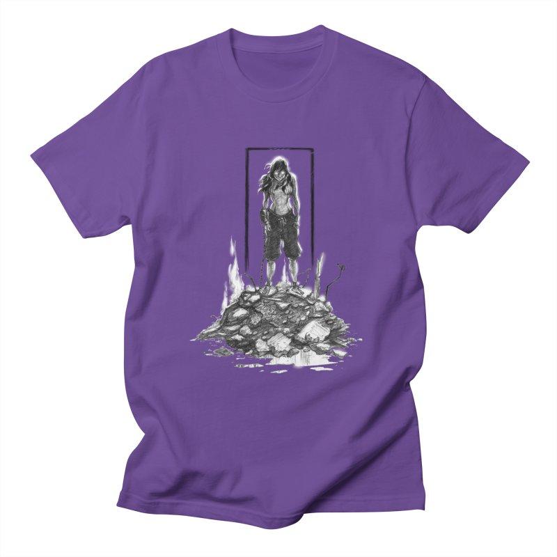 evil Korra Men's T-shirt by Hasan's Crib