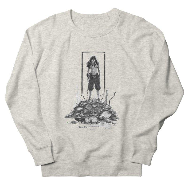 evil Korra Men's Sweatshirt by Hasan's Crib