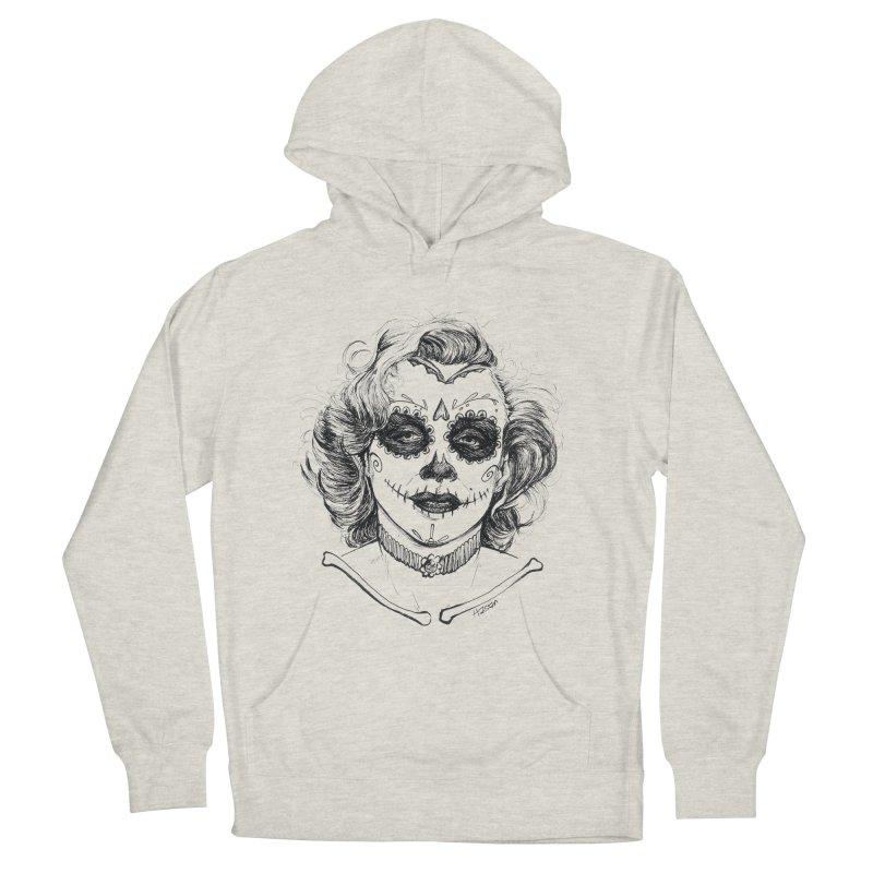 dead Monroe Women's Pullover Hoody by Hasan's Crib