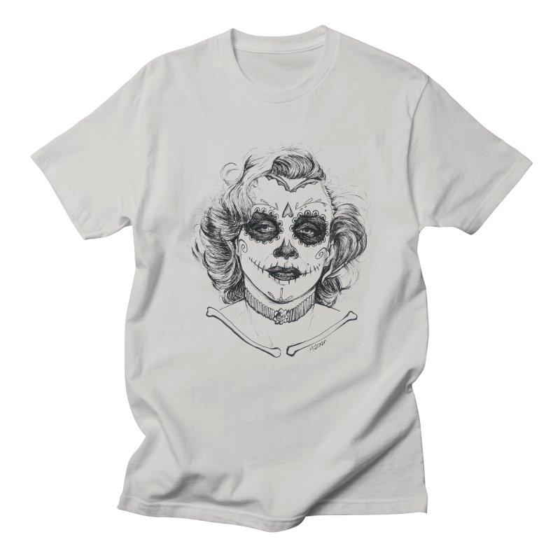 dead Monroe Men's T-Shirt by Hasan's Crib