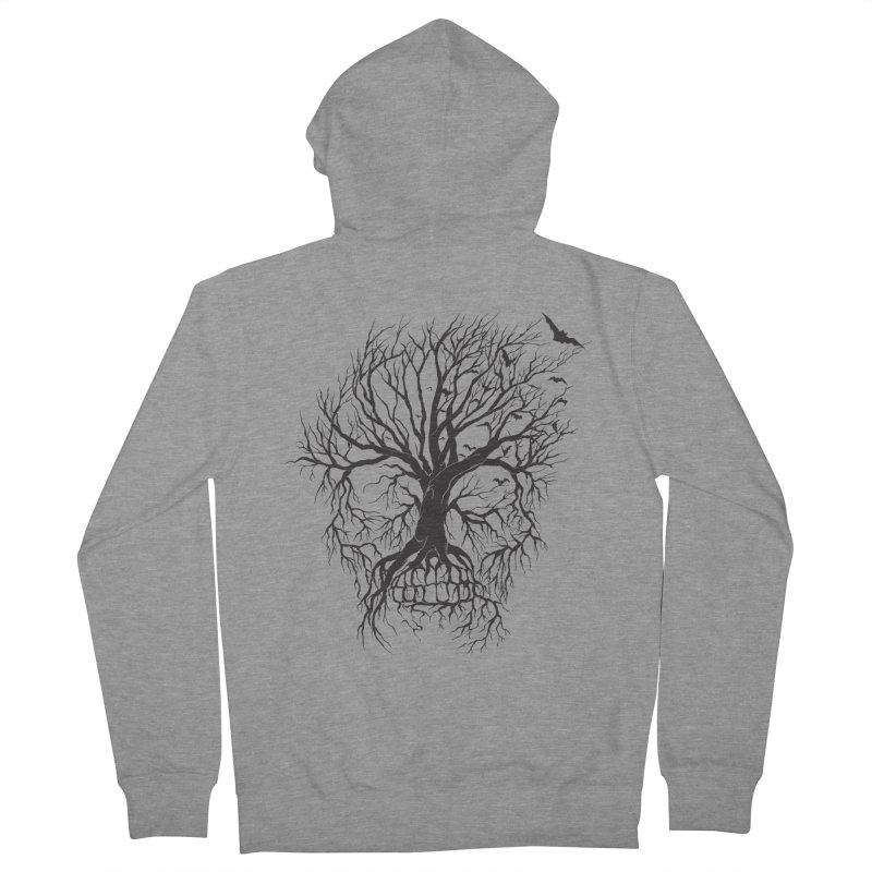 dead Tree Men's Zip-Up Hoody by Hasan's Crib