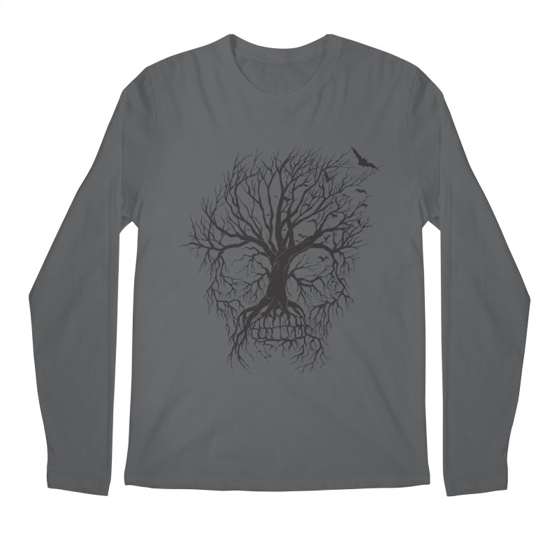 dead Tree Men's Longsleeve T-Shirt by Hasan's Crib