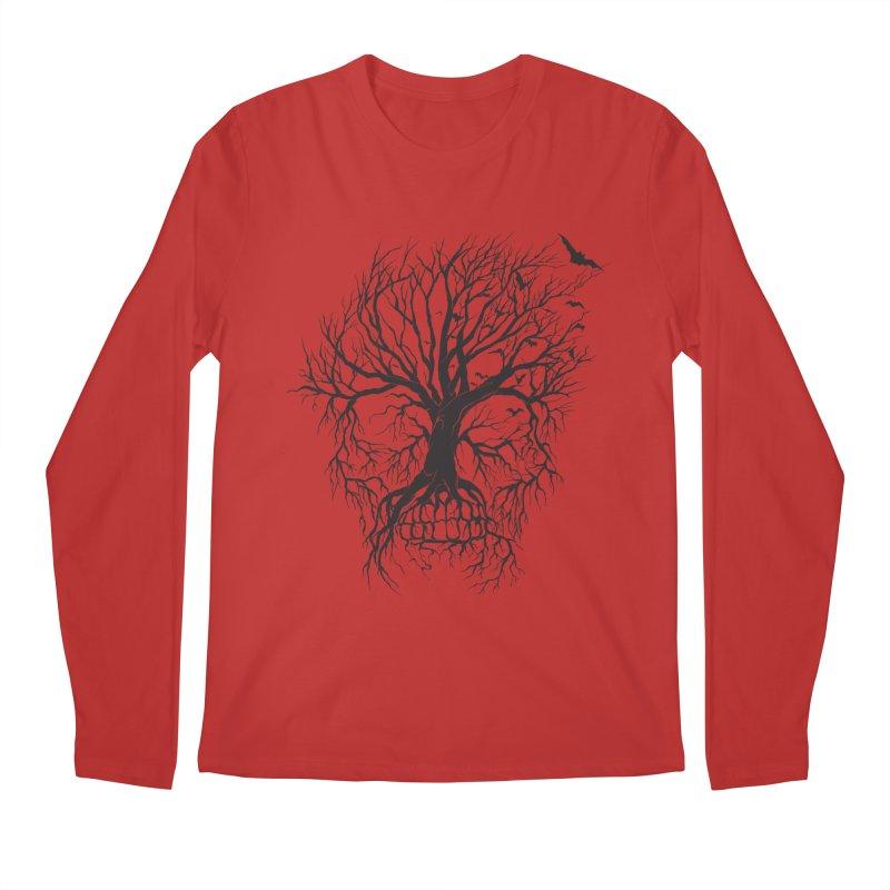 dead Tree Men's Longsleeve T-Shirt by Hasan's Crib
