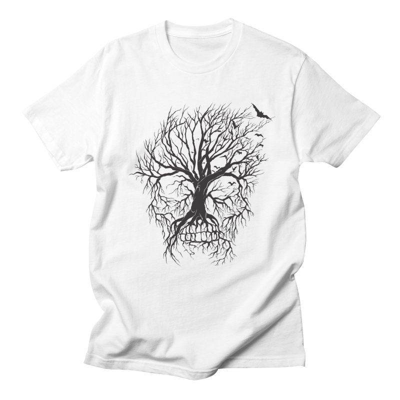 dead Tree Men's T-Shirt by Hasan's Crib