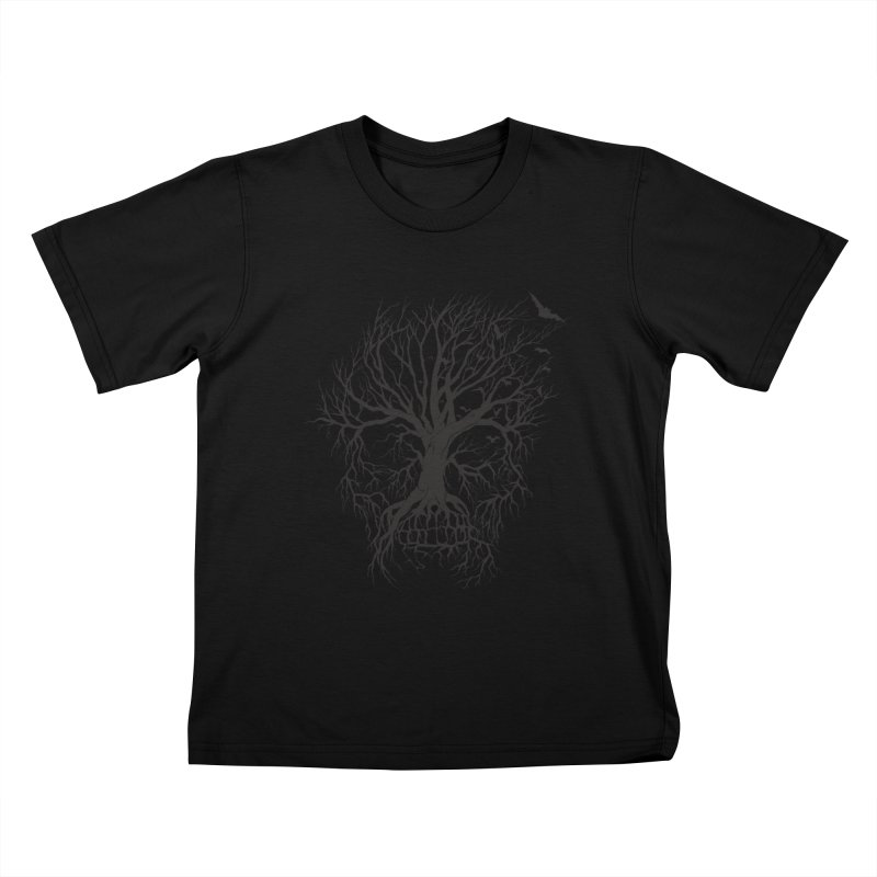 dead Tree Kids T-Shirt by Hasan's Crib