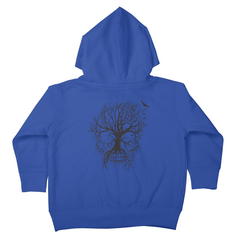 dead Tree Kids Toddler Zip-Up Hoody by Hasan's Crib