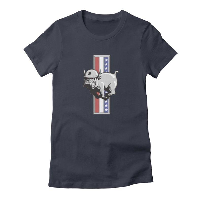 Relentless Women's T-Shirt by [HAS HEART]