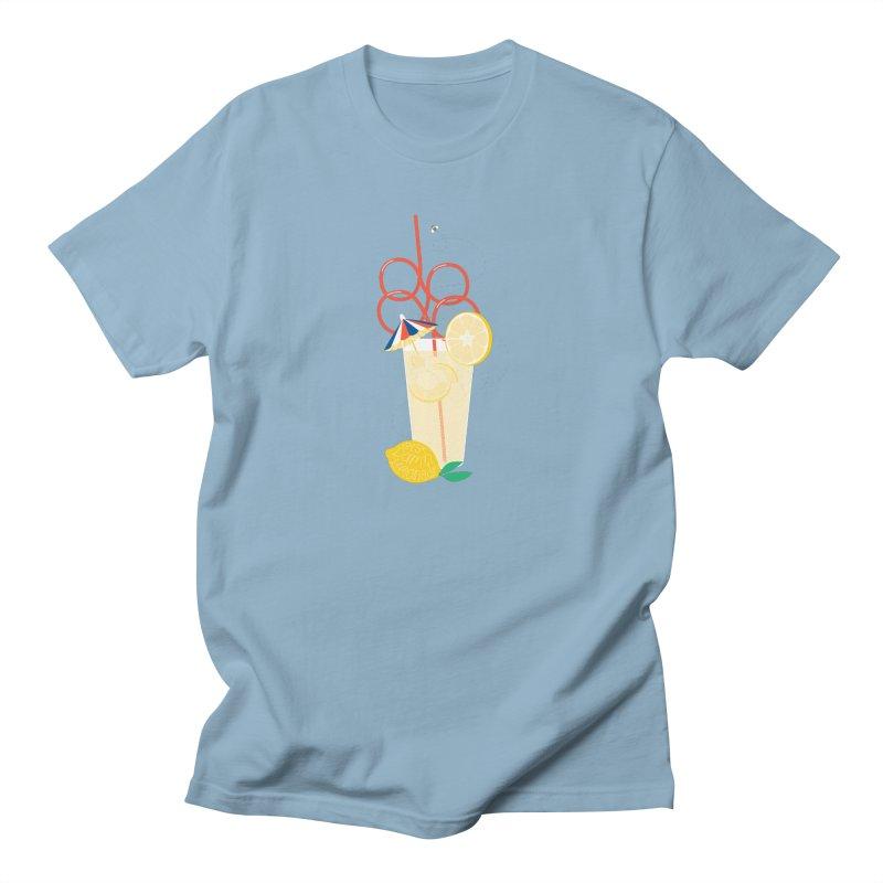 Best Damn Lemonade Men's T-Shirt by [HAS HEART]