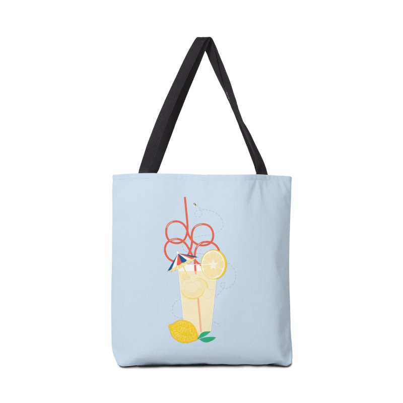 Best Damn Lemonade Accessories Bag by [HAS HEART]