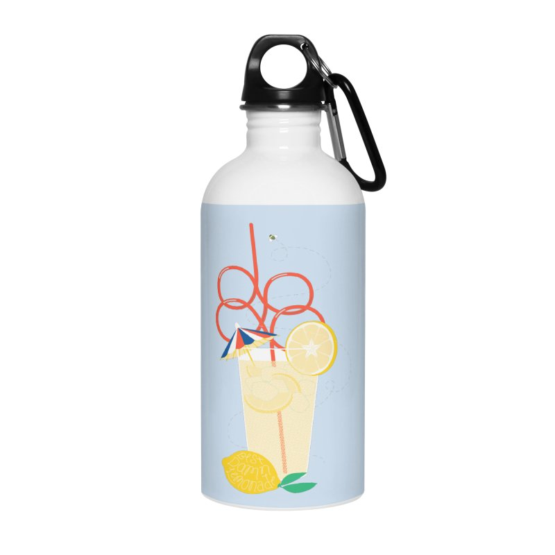 Best Damn Lemonade Accessories Water Bottle by [HAS HEART]