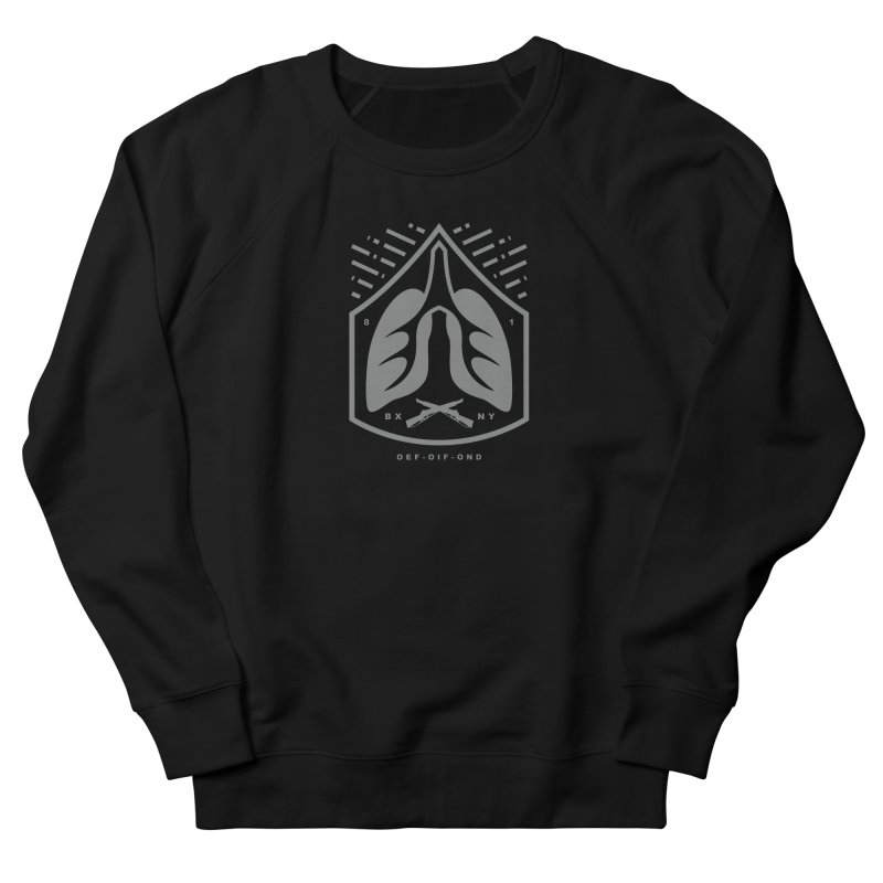 Invisible Wounds Men's Sweatshirt by [HAS HEART]