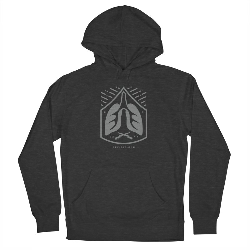 Invisible Wounds Women's Pullover Hoody by [HAS HEART]