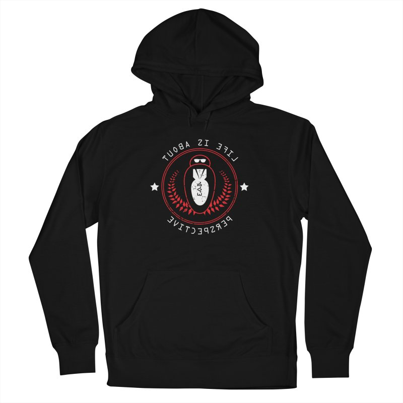 Life Is About Perspective Women's Pullover Hoody by [HAS HEART]
