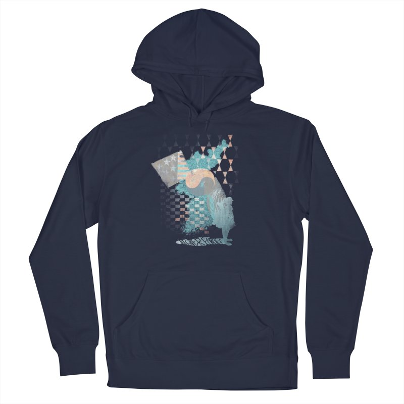 Never Forget Women's Pullover Hoody by [HAS HEART]