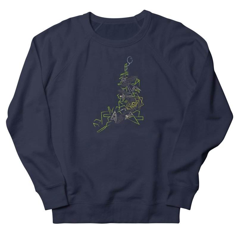 Sketch for Hope Women's Sweatshirt by [HAS HEART]