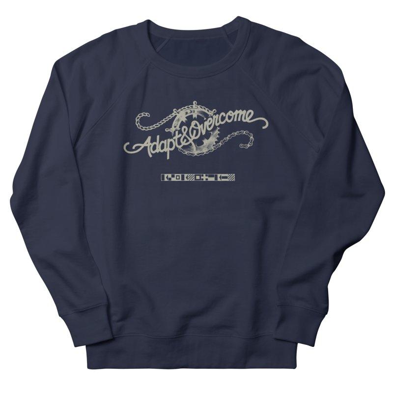 Adapt & Overcome Men's Sweatshirt by [HAS HEART]