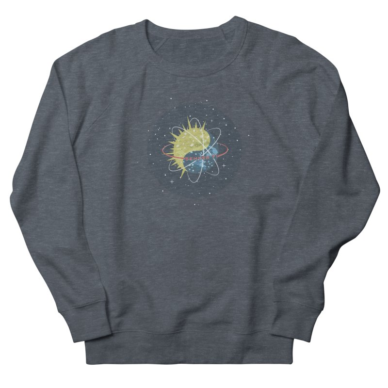 Know The Otherside Men's Sweatshirt by [HAS HEART]