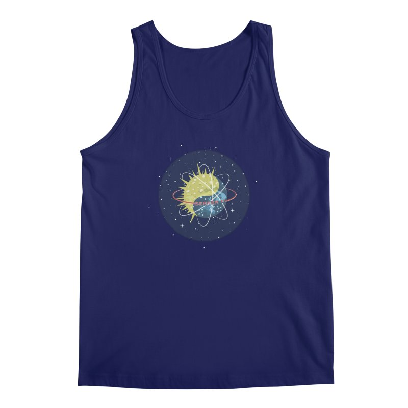 Know The Otherside Men's Tank by [HAS HEART]