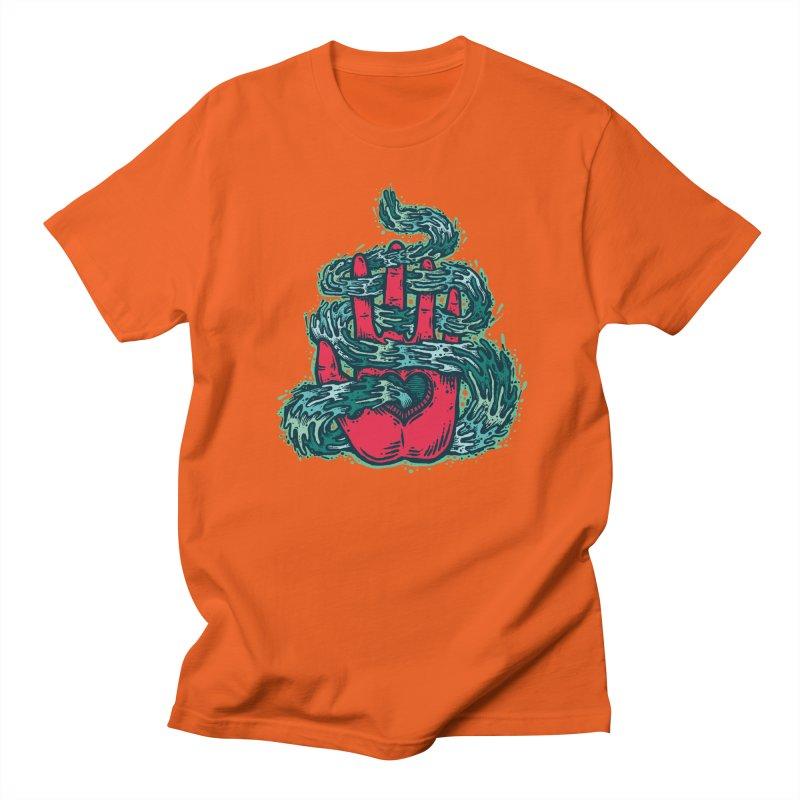 Guiding Ethos (WA) Men's T-Shirt by [HAS HEART]