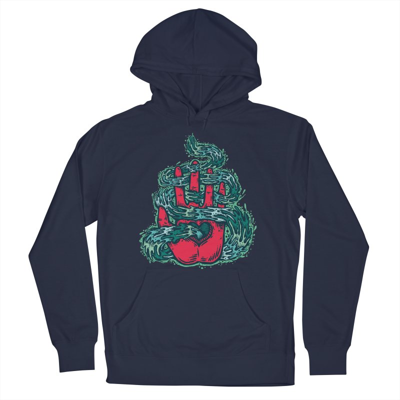 Guiding Ethos (WA) Men's Pullover Hoody by [HAS HEART]