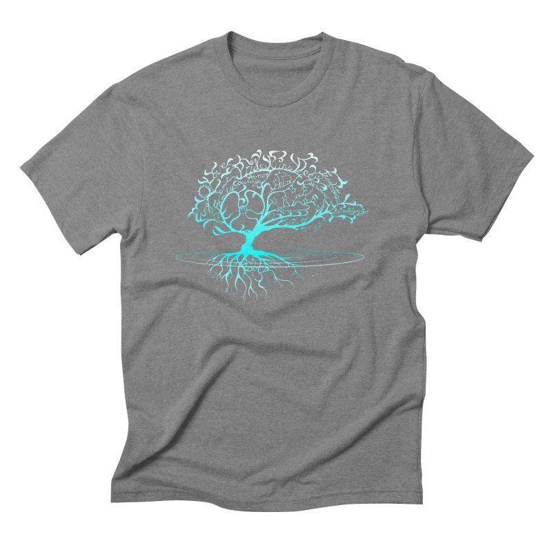 Pride Runs Deep Roots Men's Triblend T-Shirt by [HAS HEART]