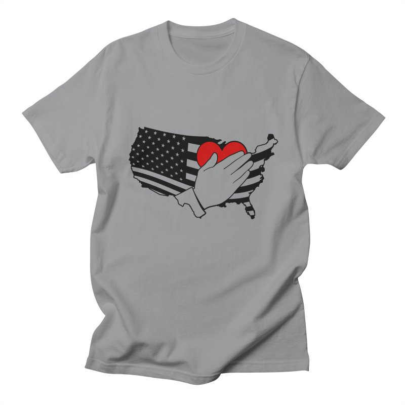Pledge of Allegiance Women's Regular Unisex T-Shirt by Hassified
