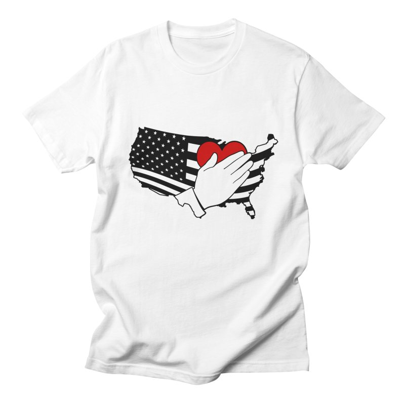 Pledge of Allegiance Men's T-Shirt by Hassified