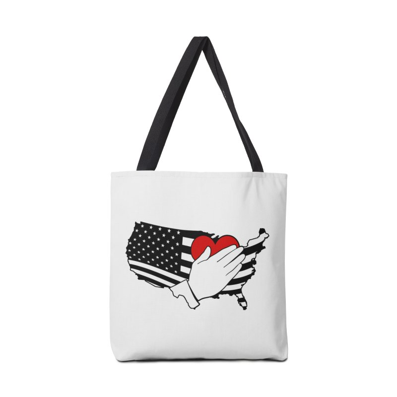 Pledge of Allegiance Accessories Tote Bag Bag by Hassified