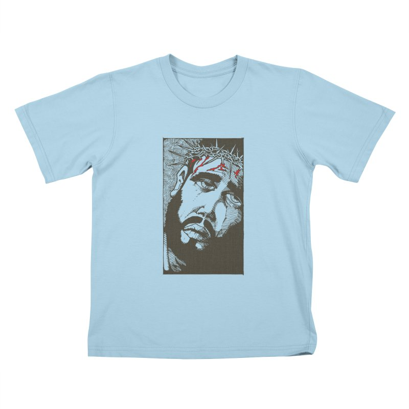 Jesus Kids T-Shirt by Hassified