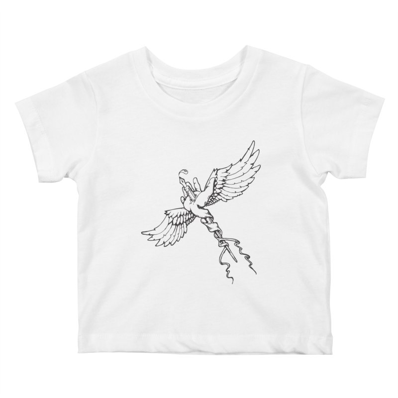 Inkspiration Kids Baby T-Shirt by Hassified